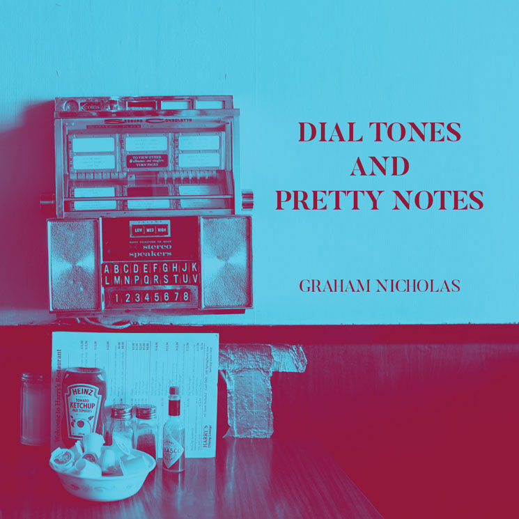 Graham Nicholas Dial Tones and Pretty Notes