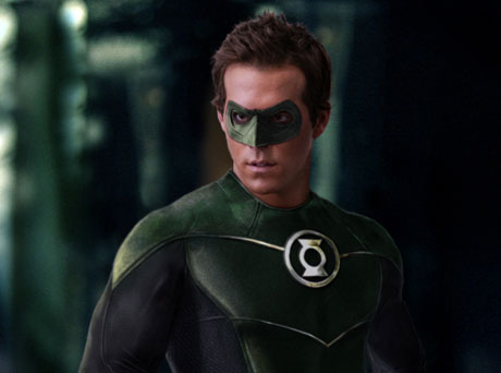 Green Lantern Martin Campbell
