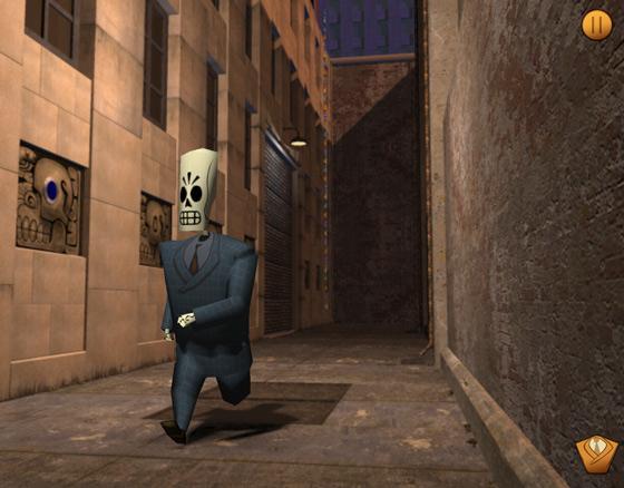 Grim Fandango Remastered PS4, PS Vita, PC, Mac