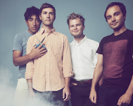 Grizzly Bear Please Themselves