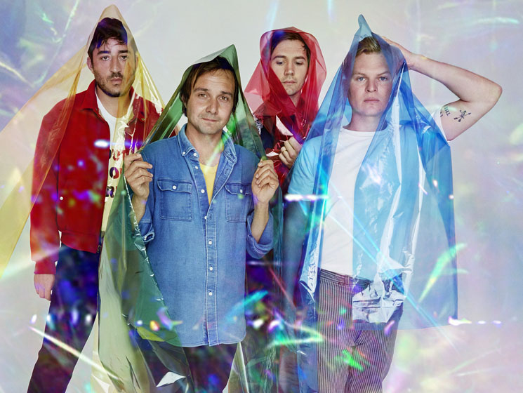 Grizzly Bear Kill Their (Musical) Darlings and Make 'Painted Ruins' Better