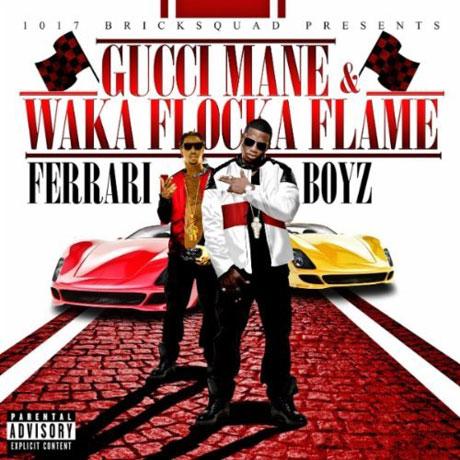 Gucci Mane & Waka Flocka Flame Ferrari Boyz