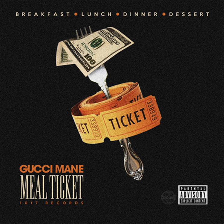 Gucci Mane 'Meal Ticket' (album stream)