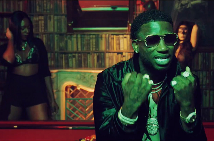 "Gucci Mane ""Stutter"" (video)"