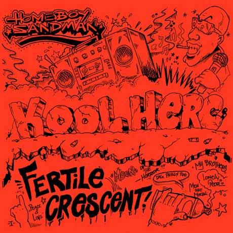 Homeboy Sandman Kool Herc: Fertile Crescent