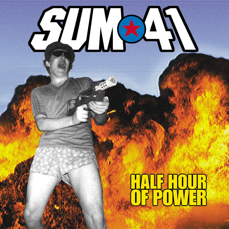 Sum 41's 'Half Hour of Power' Is Coming to Vinyl for the First Time