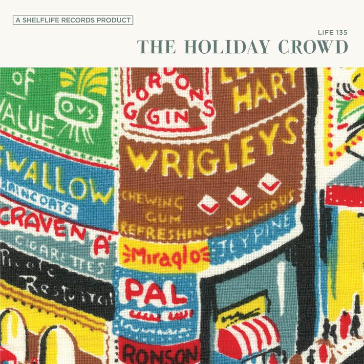The Holiday Crowd 'The Holiday Crowd' (album stream)