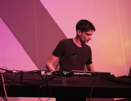 Jon Hopkins Metropolis, Montreal QC, May 31