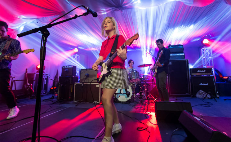 Alvvays, Kamasi Washington and M for Montreal Lead This Week's Can't Miss Concerts