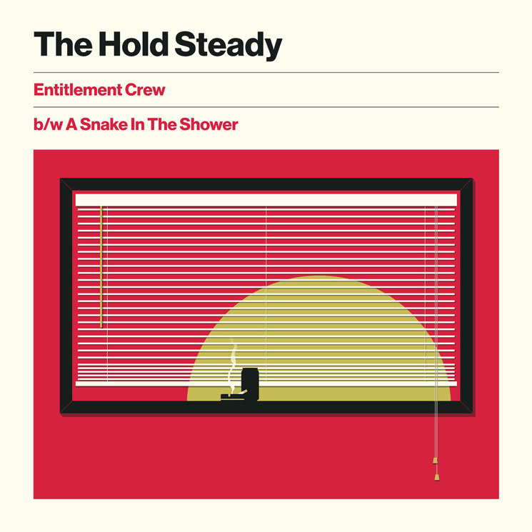 The Hold Steady Return with Two New Songs