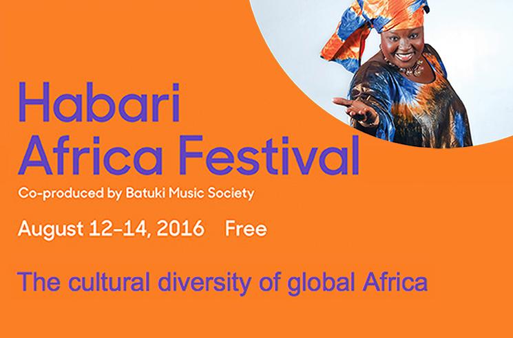 Toronto's Habari Africa Festival Returns to Harbourfront Centre