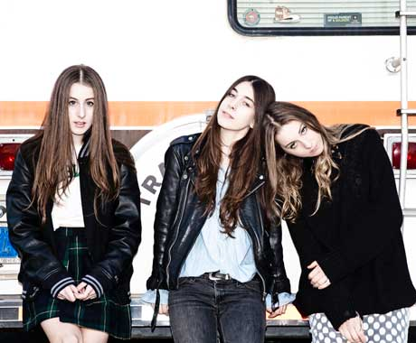Haim Eye of the Storm