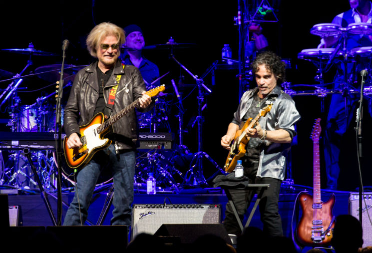 Hall & Oates / Tears for Fears Air Canada Centre, Toronto ON, June 19
