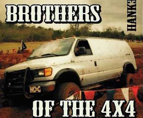 Hank 3 Brothers of the 4x4