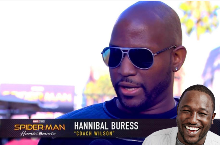 Hannibal Buress Sent a Lookalike to the 'Spider-Man: Homecoming' Premiere