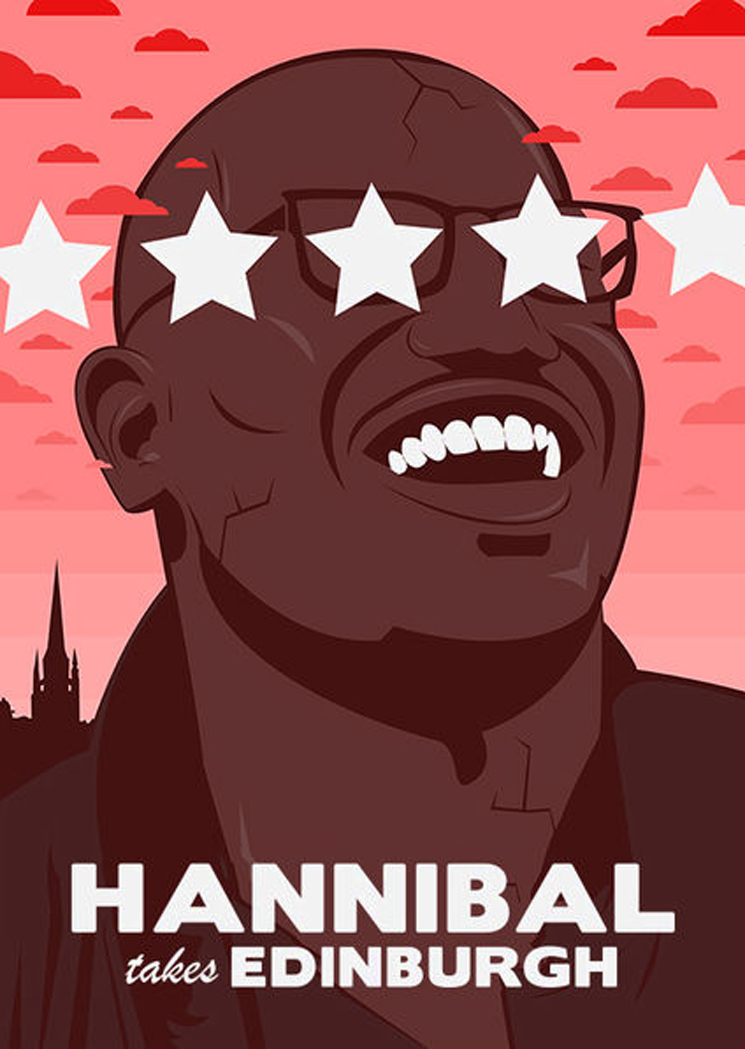 Hannibal Buress Hannibal Takes Edinburgh