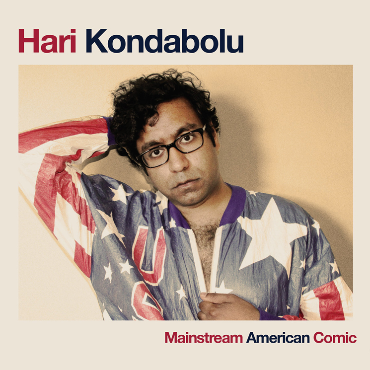 Hari Kondabolu Mainstream American Comic