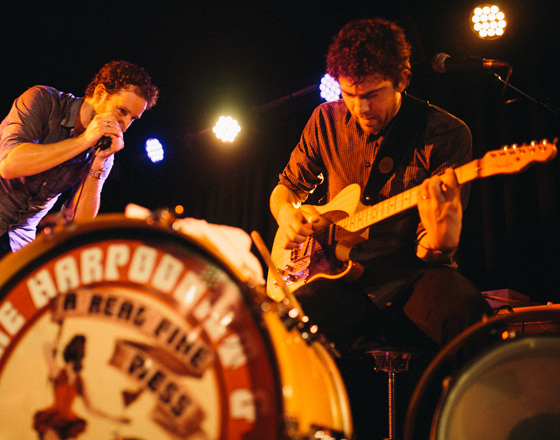 The Harpoonist and the Axe Murderer / Ben Rogers Distrikt Nightclub, Victoria BC, January 24