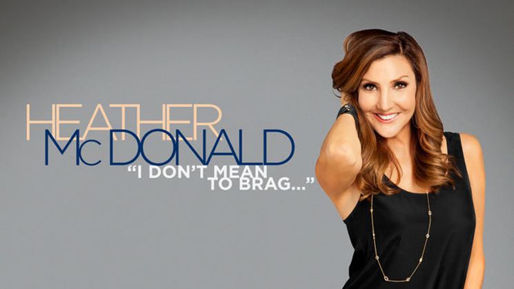 Heather McDonald I Don't Mean to Brag