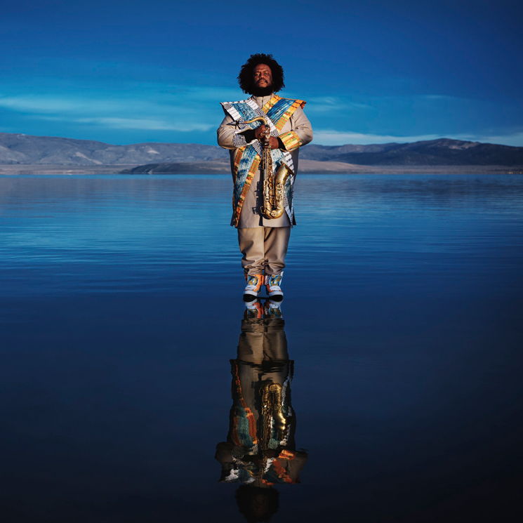 "Kamasi Washington ""Street Fighter Mas"""