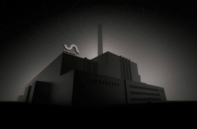 Tim Hecker presents 'Ephemera' ​The Hearn Generating Station, Toronto ON, June 18
