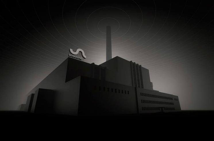 Tim Hecker presents 'Ephemera' The Hearn Generating Station, Toronto ON, June 18