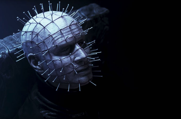 "Pinhead Returns in the First Trailer for 'Hellraiser: Judgement"""