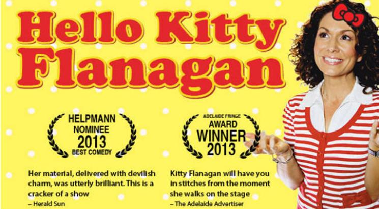 Hello Kitty Flanagan