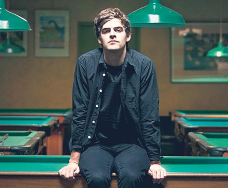 Ryan Hemsworth Huntridge Stage, Las Vegas NV, October 26