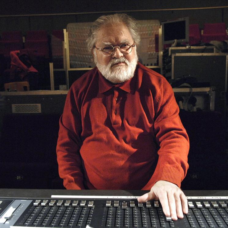 R.I.P. Musique Concrète Pioneer Pierre Henry
