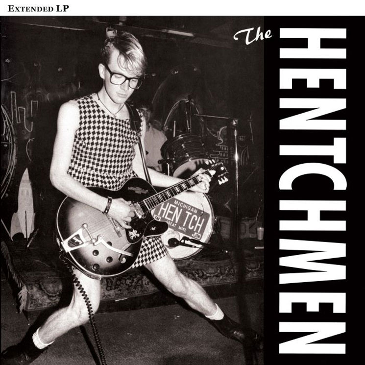 Jack White's Album with the Hentchmen Gets Vinyl Reissue