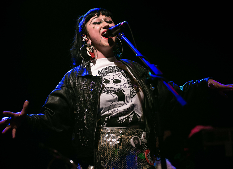 Hiatus Kaiyote / Tanika Charles Phoenix Concert Hall, Toronto ON, July 29
