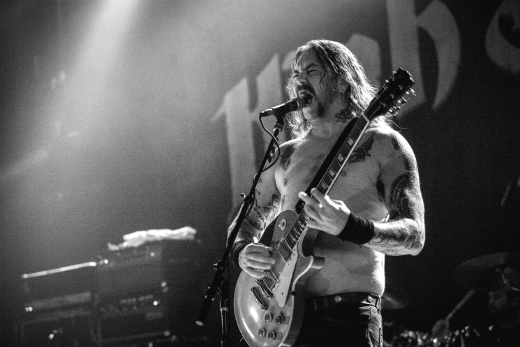 ​High on Fire / Pallbearer The Opera House, Toronto ON, August 13