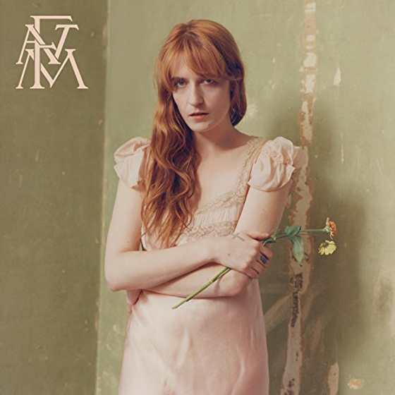 Florence and the Machine Unveil New Album 'High as Hope'
