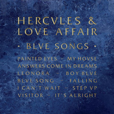 Hercules and Love Affair Set North American Date for Expanded 'Blue Songs'
