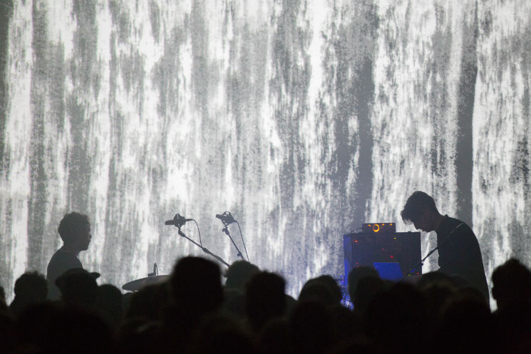 James Holden MAC Salle Principale, Montreal QC, May 27