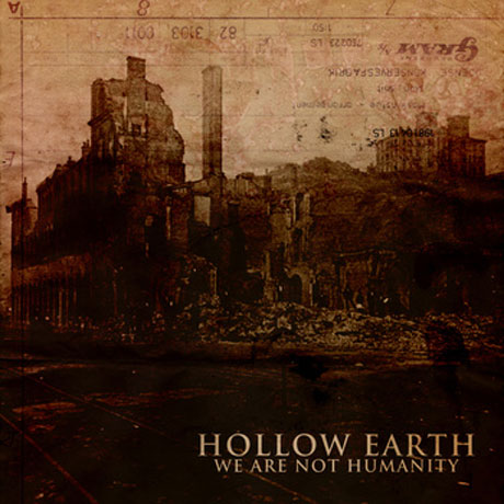 Hollow Earth We Are Not Humanity