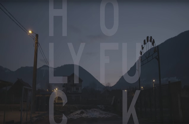 Holy Fuck Release Second Cryptic Album Teaser