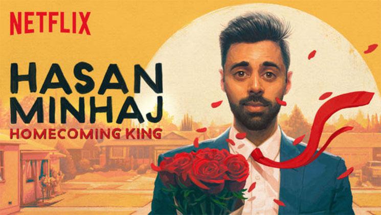 Hasan Minhaj Homecoming King