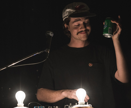 Homeshake The Artery, Edmonton AB, October 10