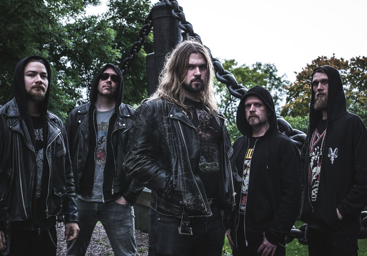 Hooded Menace Offer Up Emotional Death-Doom on 'Ossuarium Silhouettes Unhallowed'