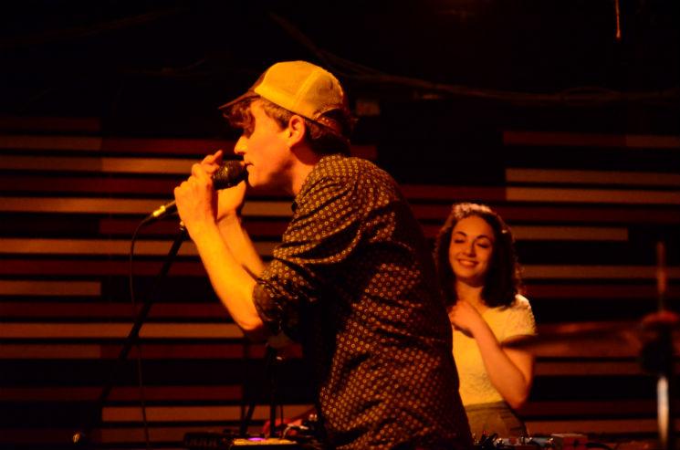 """How Sad / Choses Sauvages / Smokes Bar le """"Ritz"""" P.D.B., Montreal QC, May 23"""