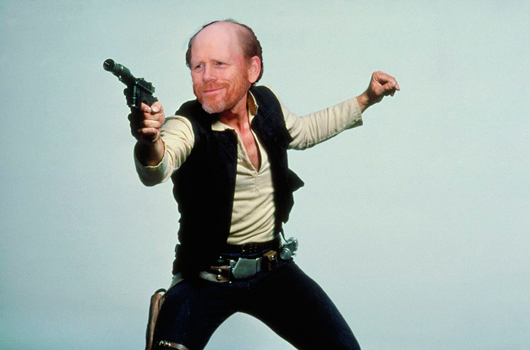 Ron Howard Will Direct the Han Solo Movie