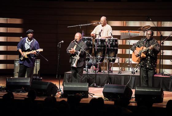 Hugh Masekela / Vusi Mahlasela Koerner Hall, Toronto ON, February 28