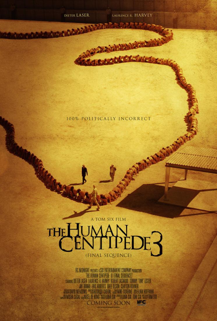 The Human Centipede III (Final Sequence) Trailer