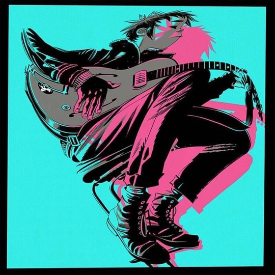 Gorillaz The Now Now