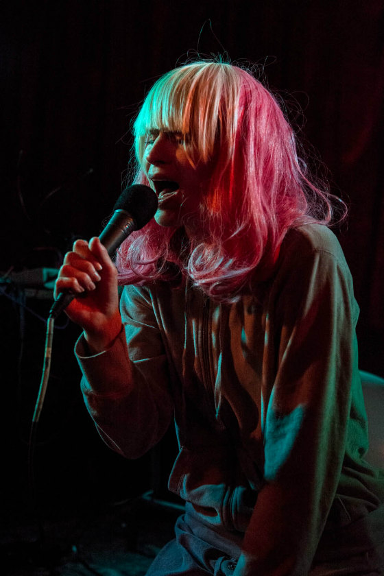 Jenny Hval The Cobalt, Vancouver BC, August 28