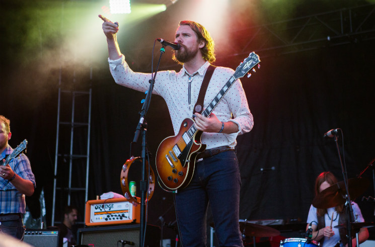 The Sheepdogs Fort York, Toronto ON, September 17