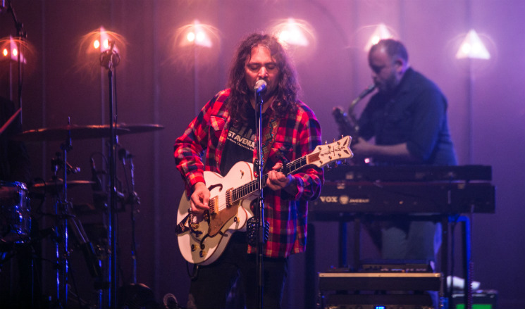 The War on Drugs Massey Hall, Toronto ON, October 21