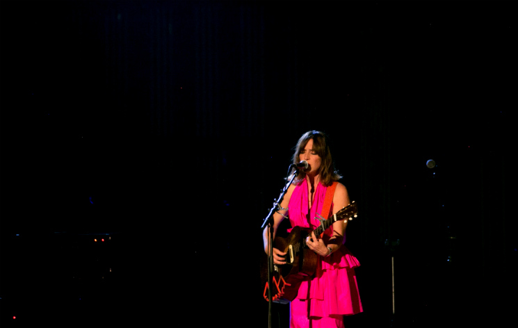 Feist Massey Hall, Toronto ON, September 24